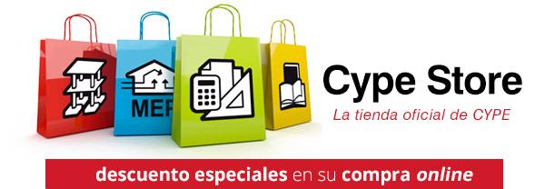 Tienda online de CYPE